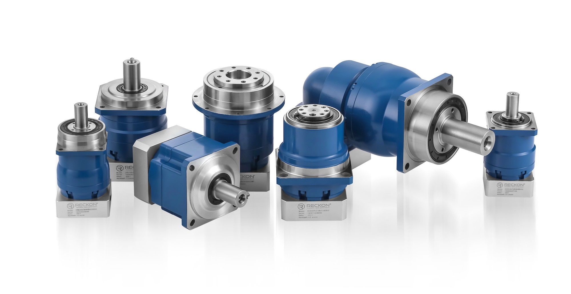 In-Line planetary gearboxes